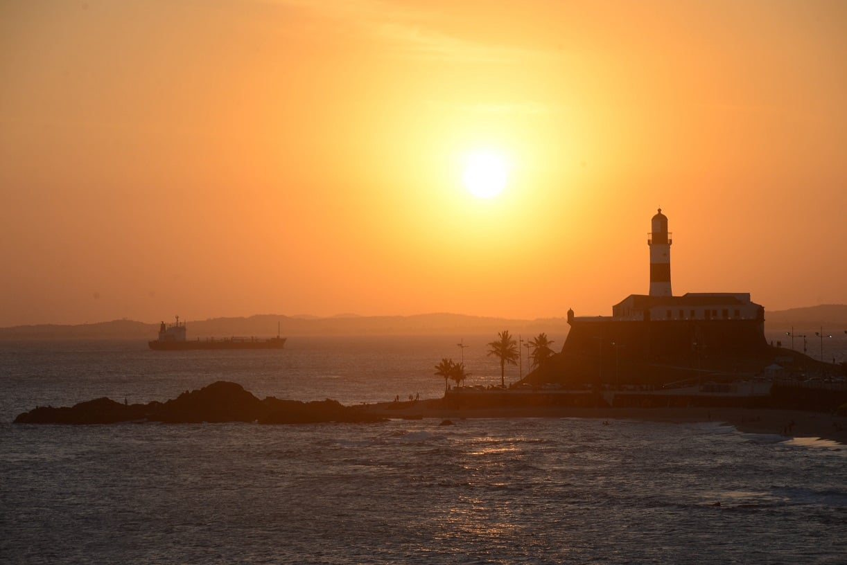 O Que Fazer Em Salvador: Farol da Barra