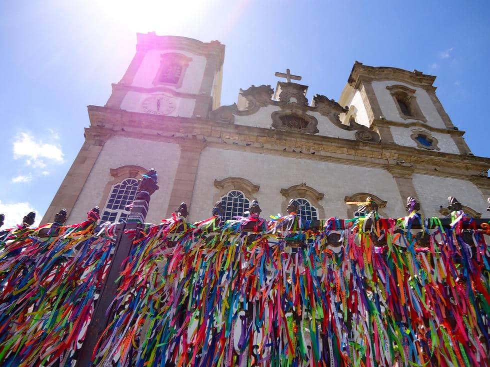 O Que Fazer Em Salvador: Igreja do Bonfim