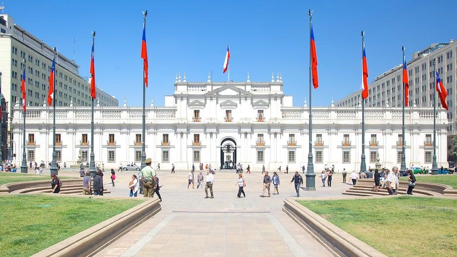 O que fazer em Santiago do Chile: Explorar a Plaza de la Ciudadanía: Palácio de La Moneda e Centro Cultural de Santiago