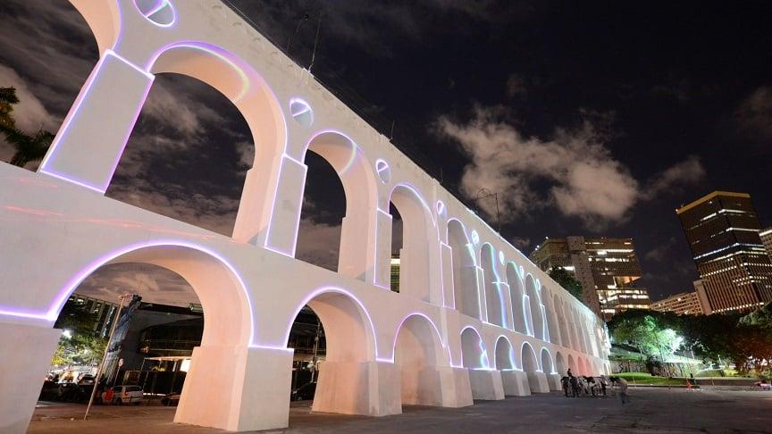 O que fazer no Rio de Janeiro: Arcos da Lapa
