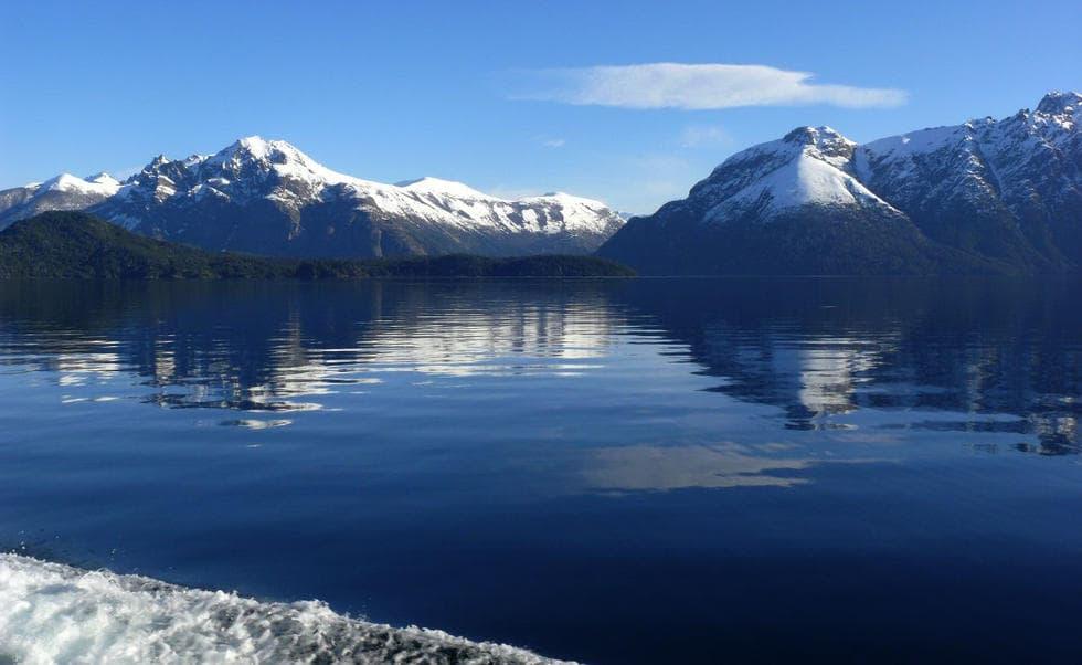 O Que Fazer Em Bariloche: Navegar no Lago Nahuel Huapi em Bariloche