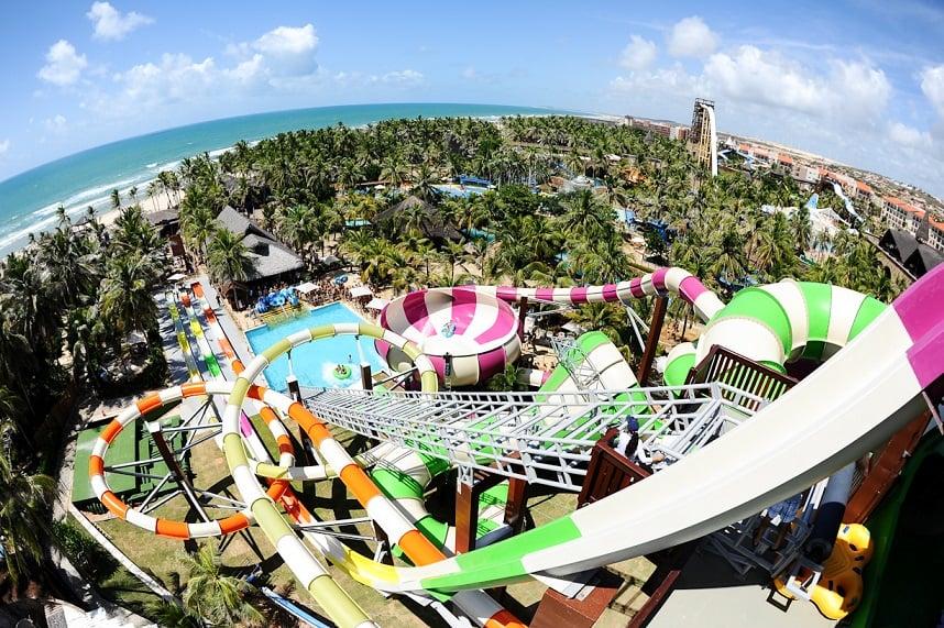 O que fazer em Fortaleza: Beach Park