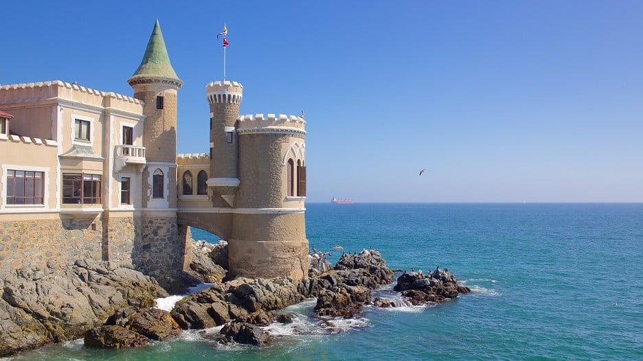 O Que Fazer Em Viña del Mar: Ir ao Mirante e Castelo Wulff de Viña del Mar