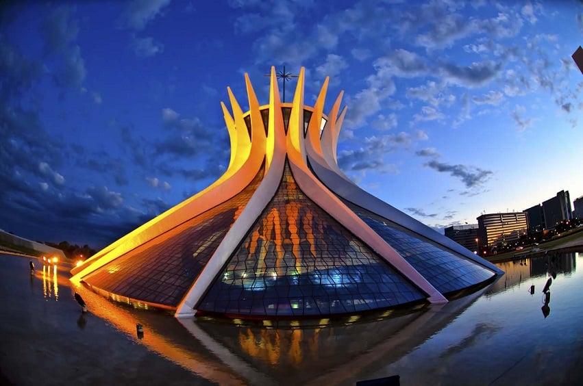 O que fazer em Brasília: Catedral Metropolitana