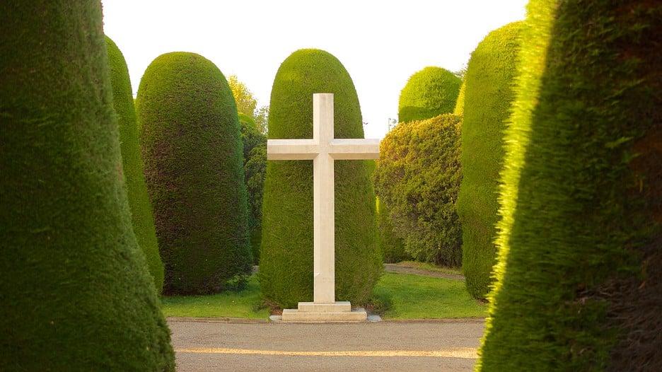 Conhecer o Cemitério Municipal em Punta Arenas