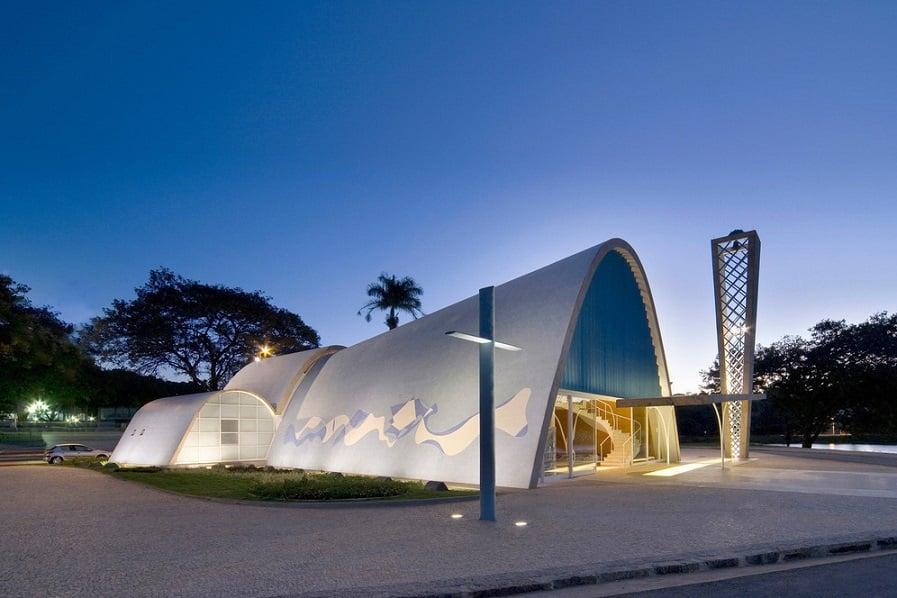 O que fazer em Belo Horizonte: Igreja de São Francisco de Assis