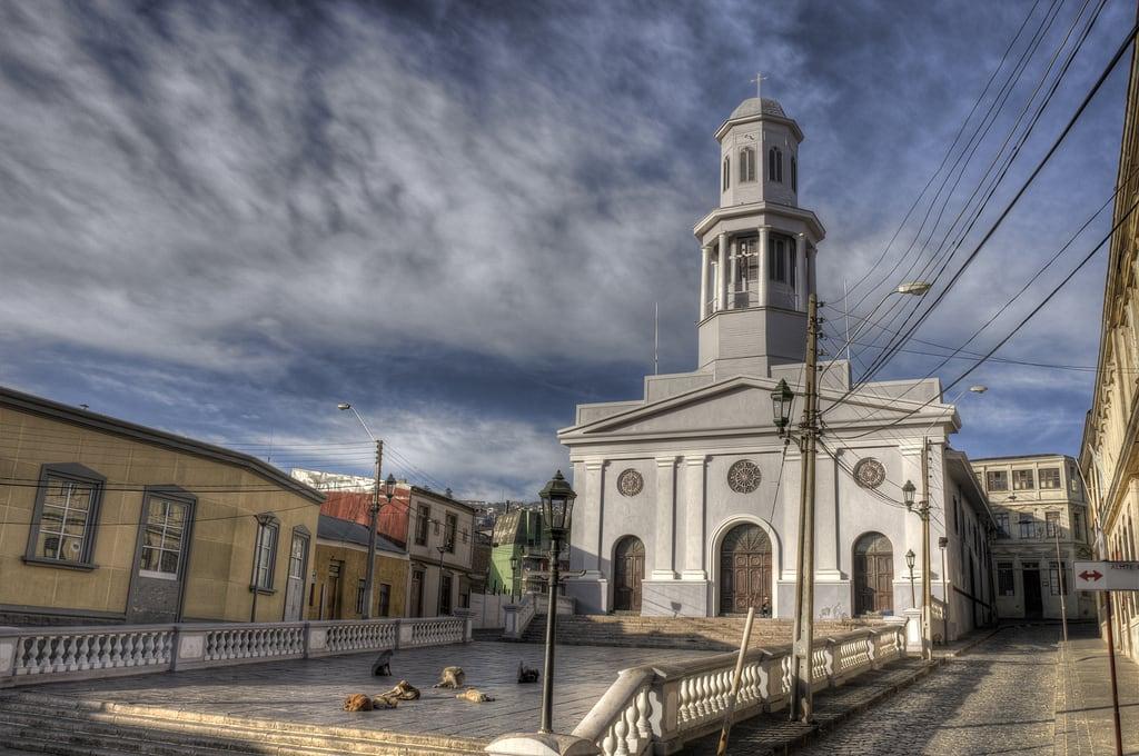 O Que Fazer Em Valparaíso: Visitar a Iglesia de la Matriz de Valparaíso