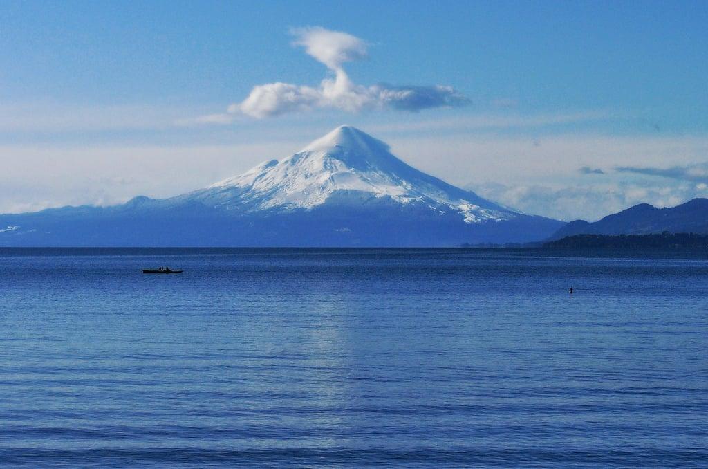 O Que Fazer em Puerto Varas: Lago llanquihue