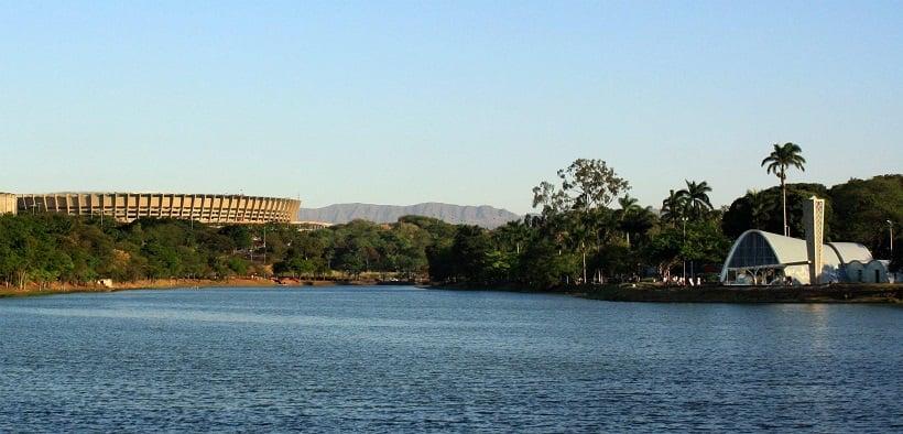O que fazer em Belo Horizonte: Lagoa da Pampulha