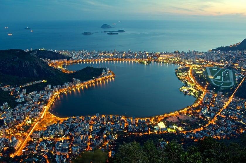 O que fazer no Rio de Janeiro: Lagoa Rodrigo de Freitas