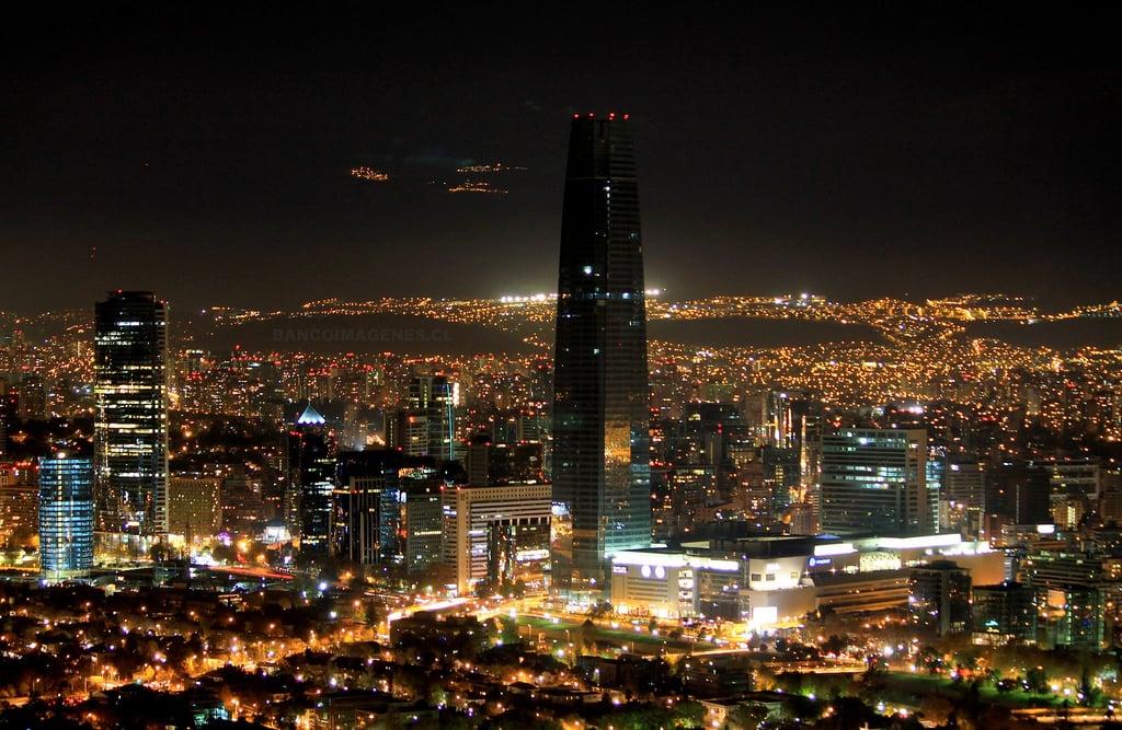 O que fazer à noite em Santiago do Chile