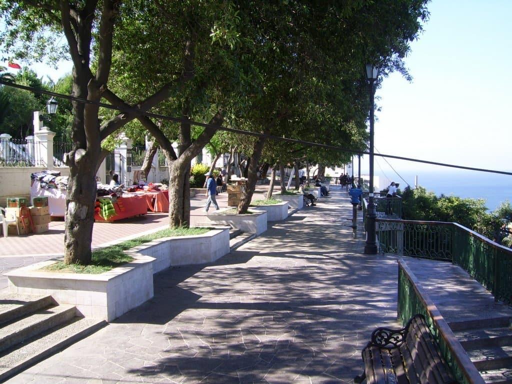 O Que Fazer Em Valparaíso: Passear pelo Paseo 21 de Mayo e o Paseo Gervasoni