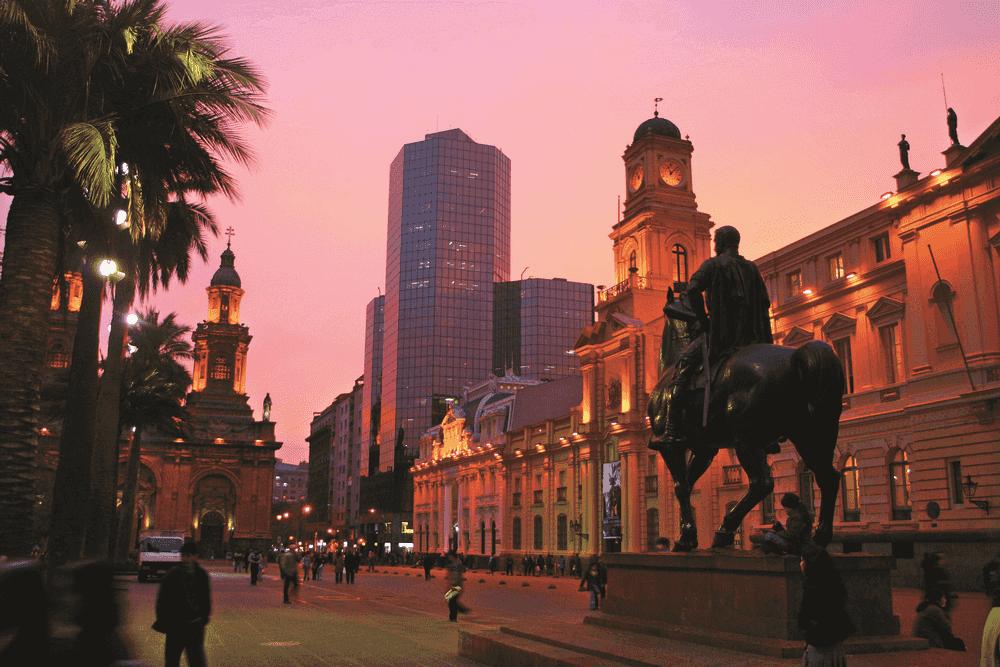 O que fazer em Santiago do Chile: Plaza de Armas e Catedral Metropolitana de Santiago