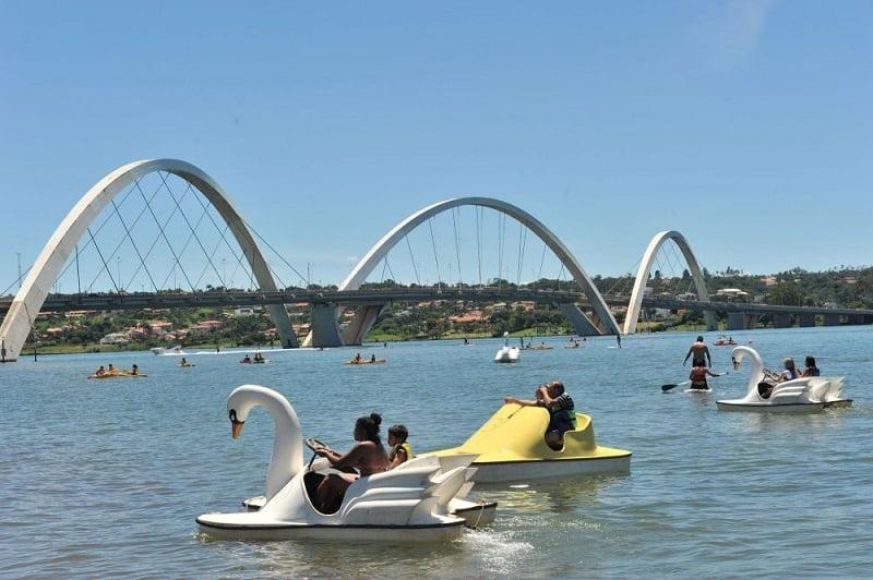 O que fazer em Brasília: Lago Paranoá - Pontão do Lago Sul