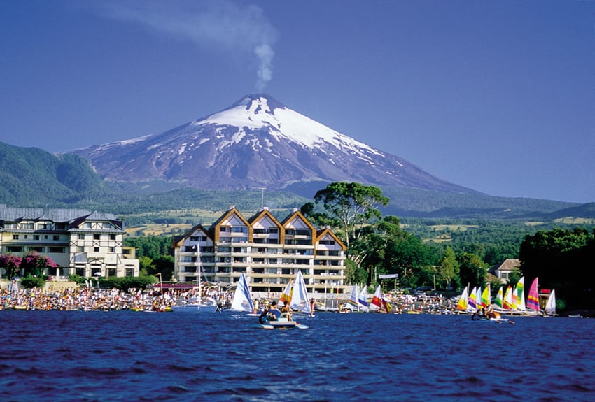Conhecer o Vulcão Villarica de Pucón