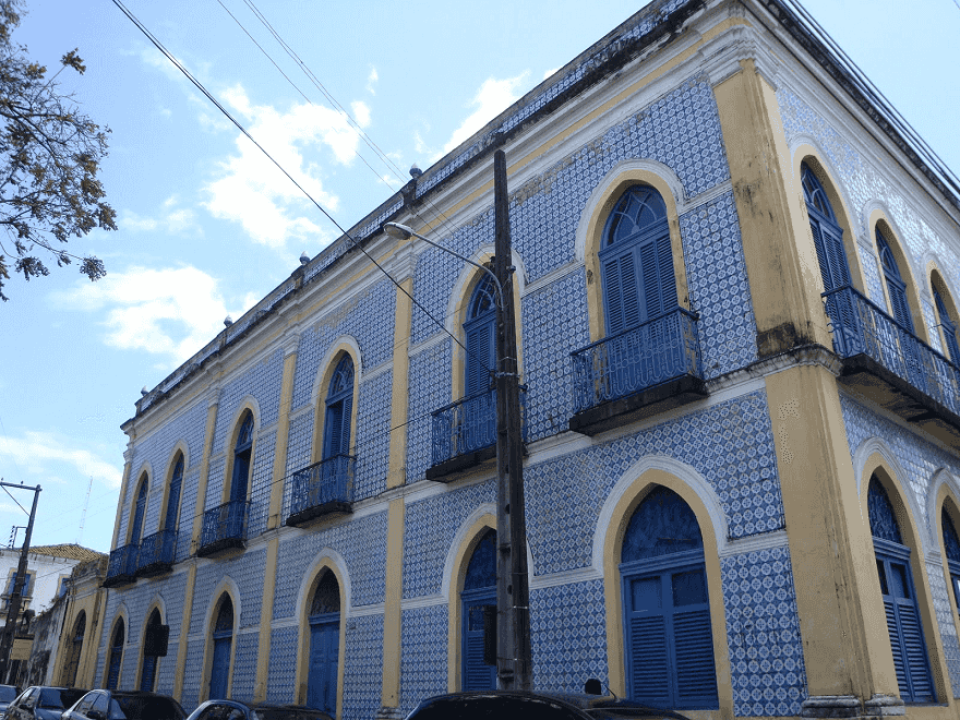O que fazer em João Pessoa: Casa dos Azulejos