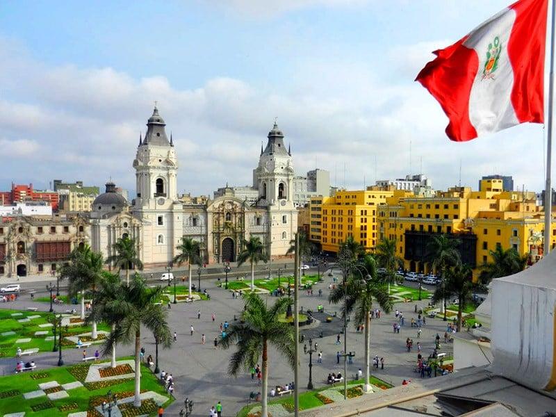 O Que Fazer Em Lima: Visitar o Centro Histórico de Lima