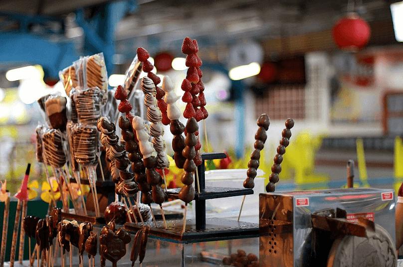 O que fazer em Campo Grande: Feira Municipal