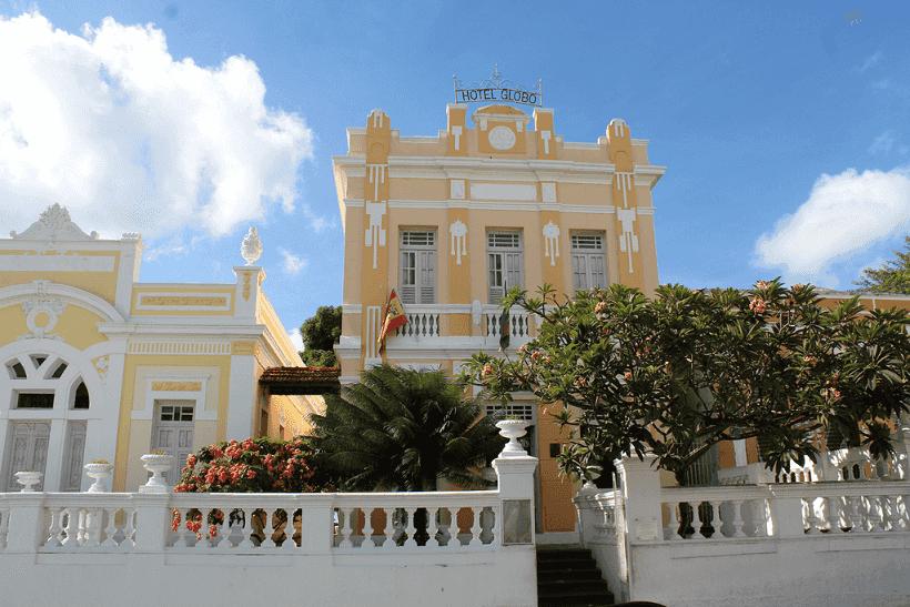 O que fazer em João Pessoa: Hotel Globo