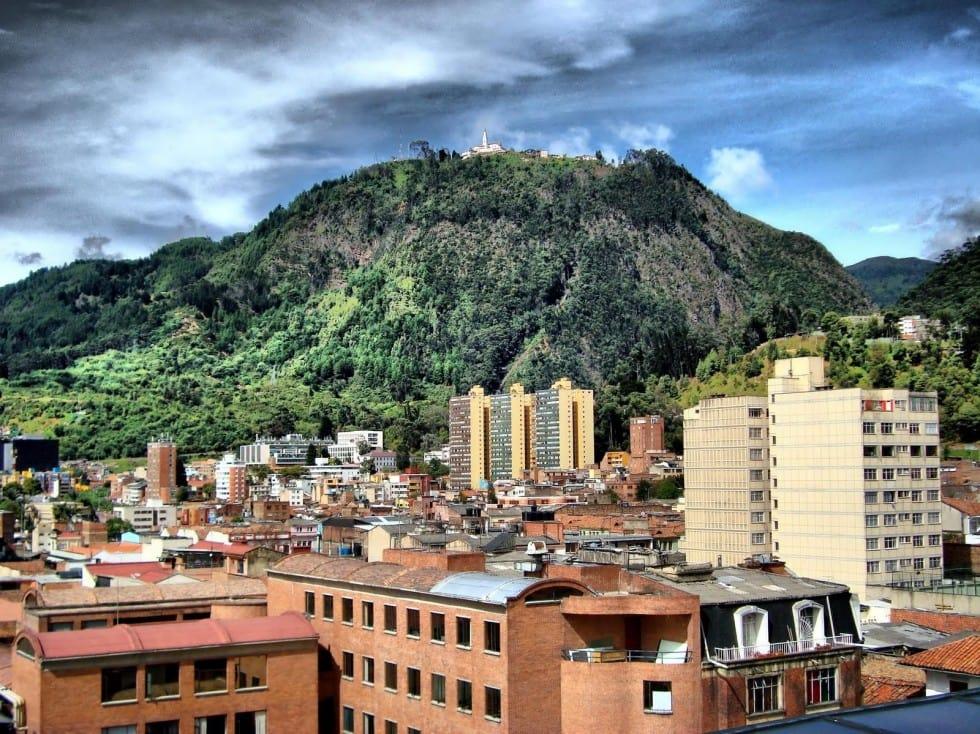 O Que Fazer Em Bogotá: Ir até Monserrate em Bogotá
