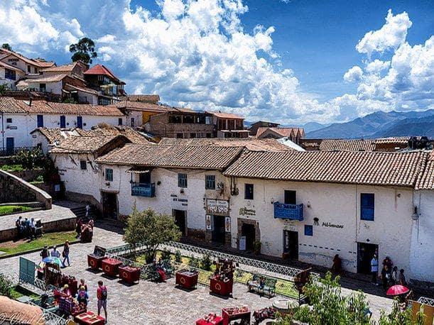 O Que Fazer Em Cusco: Bairro San Blas e seu mirante