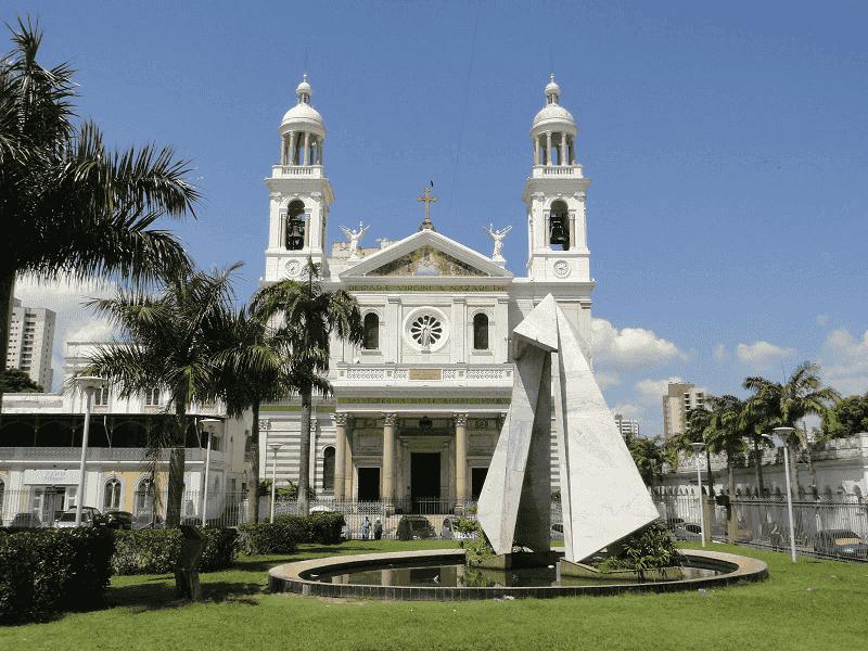 O que fazer em Belém: Basílica de Nazaré