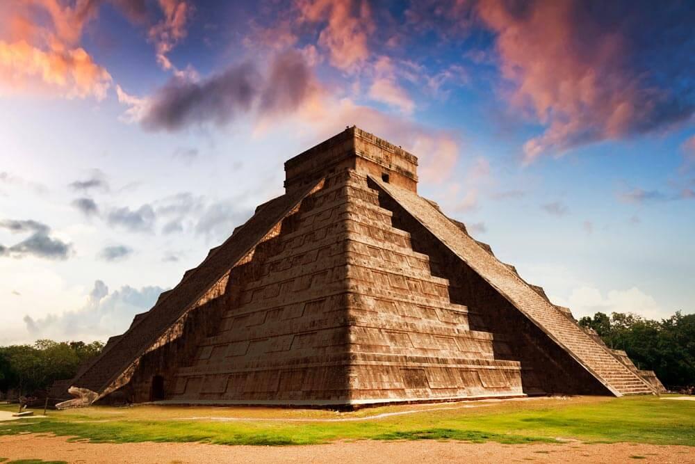 O Que Fazer em Cancún no México: chichen-itza
