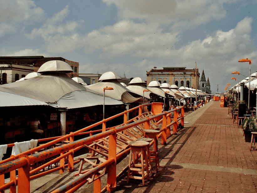 O que fazer em Belém: Mercado Ver-o-Peso