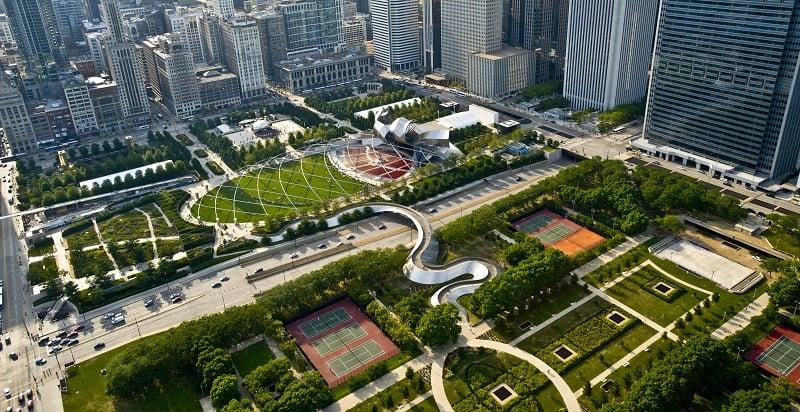 O que fazer em Chicago: Millennium Park