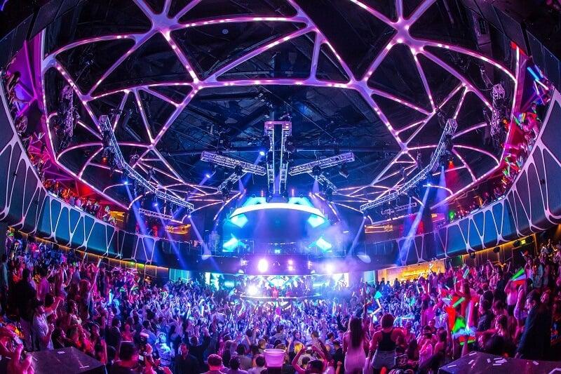 O que fazer em Las Vegas: Baladas em Las Vegas