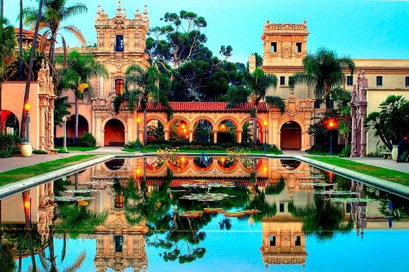 O que fazer em San Diego: Balboa Park