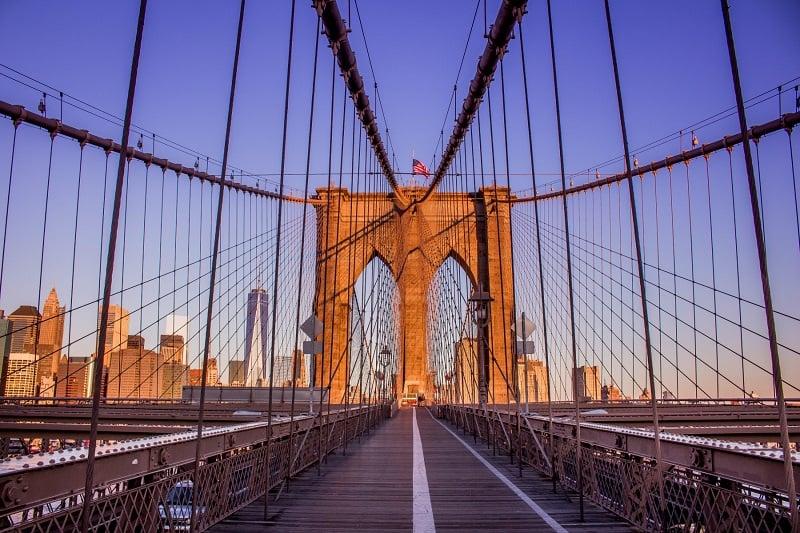 O que fazer em Nova York: Brooklyn Bridge