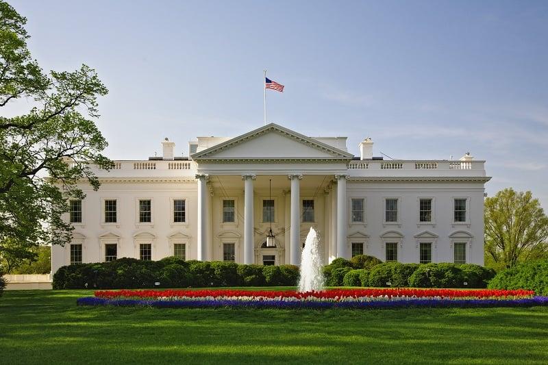 O que fazer em Washington: Casa Branca