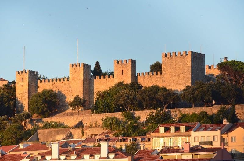 O que fazer em Lisboa: Castelo São Jorge