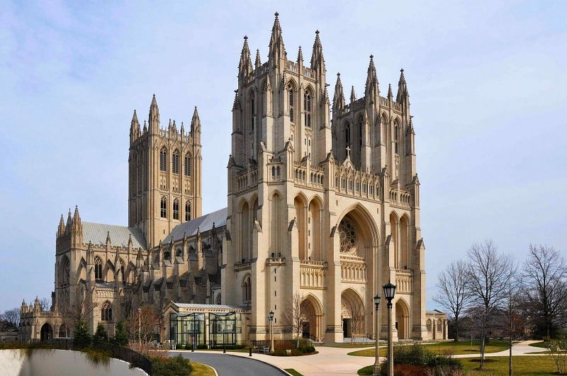 O que fazer em Washington: Catedral Nacional de Washington