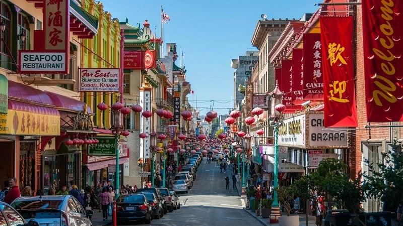 O que fazer em San Francisco: Chinatown