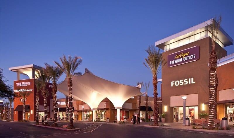 O que fazer em Las Vegas: Compras em Las Vegas