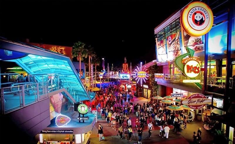 O que fazer em Orlando: Disney Springs e Universal CityWalk