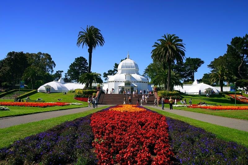 O que fazer em San Francisco: Golden Gate Park