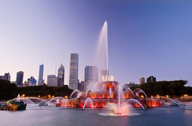 O que fazer em Chicago: Grant Park