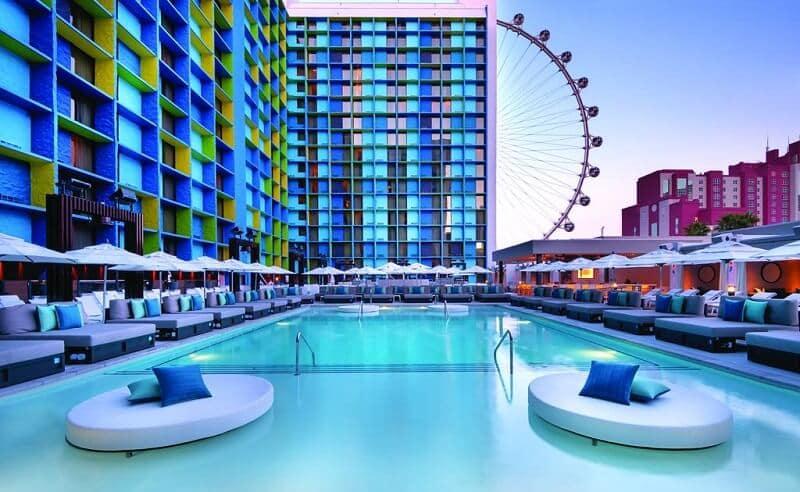 O que fazer em Las Vegas: Hotéis