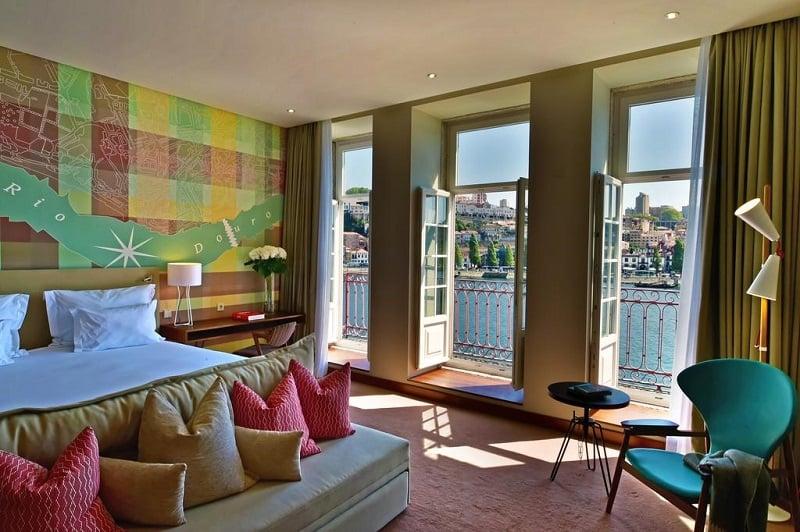 O que fazer em Porto: Hotéis