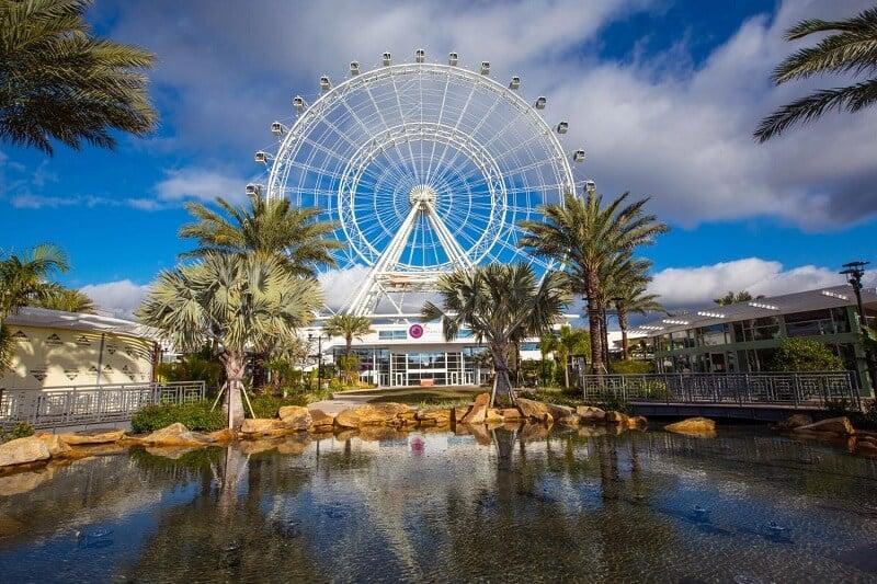 O que fazer em Orlando: I Drive 360
