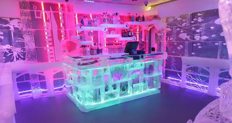 O que fazer em Orlando: Ice Bar