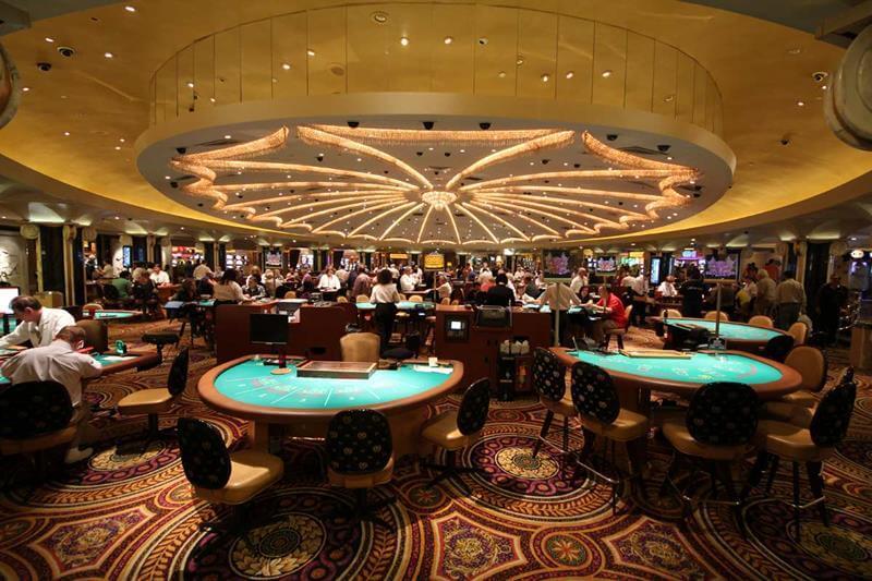 O que fazer em Las Vegas: Cassinos