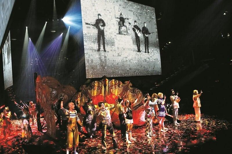 O que fazer em Las Vegas: Cirque du Soleil