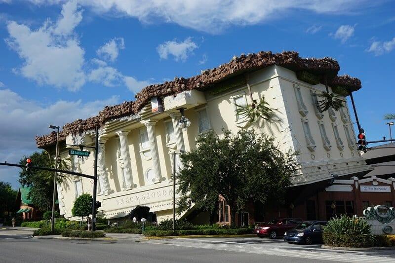 O que fazer em Orlando: Museu WonderWorks