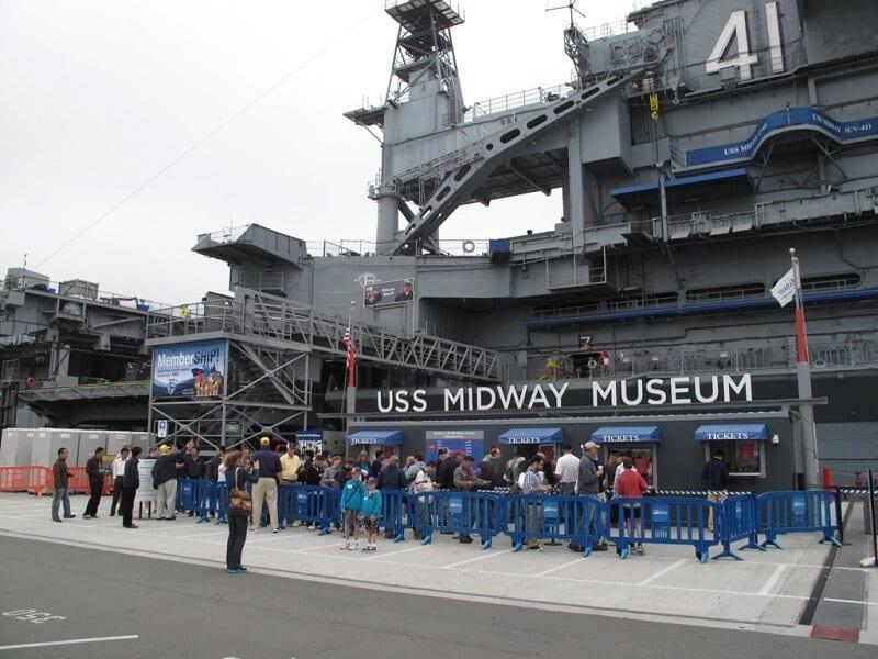 O que fazer em San Diego: Museu USS Midway