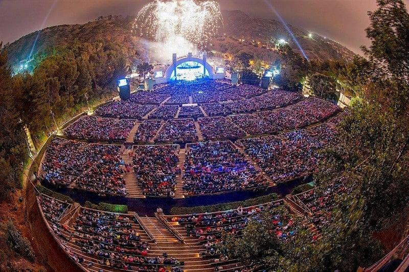 O que fazer em Los Angeles: Hollywood Bowl