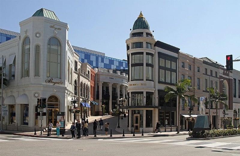 O que fazer em Los Angeles: Compras em Los Angeles